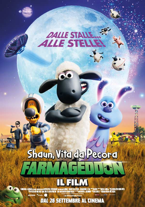 Shaun, vita da pecora: Farmageddon - Il Film